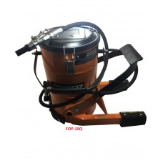 Groz Foot Operated Bucket Greaser Pump