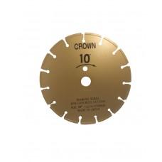 Crown Diamond Cut-Off Wheel