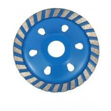 "Dax Diamond Cup Wheel 4"""
