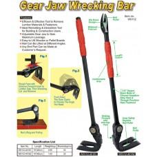 "Gear Jaw Wrecking Bar 18"""
