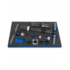 Unior Bike Tool Set In SOS Tray 1600SOS10
