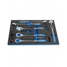 Unior Bike Tool Set In SOS Tray 1600SOS11