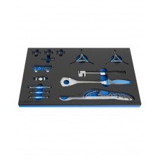 Unior Bike Tool Set In SOS Tray 1600SOS12