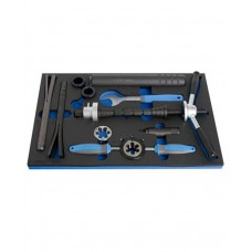 Unior Bike Tool set In SOS Tray 1600SOS7