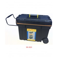 Showa Plastic Tool Box w/Wheel