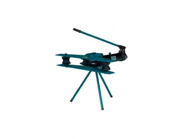 S & M Hydraulic Pipe Bender