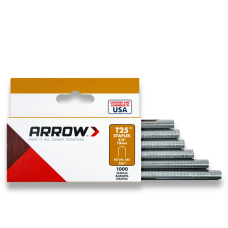 Arrow Staples T25