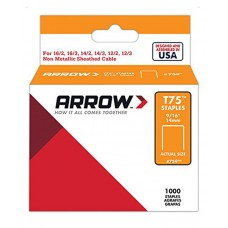Arrow Staples T75