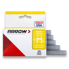 Arrow Staple 5911 Insulated