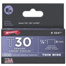 Arrow Staples T30