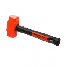 Groz Copper Head Sledge Hammer (Indestructible Handle)