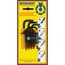 BearGrip Torx Key Set L-Type