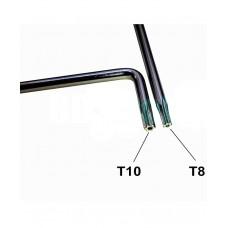 BearGrip Torx Key L-Type w/Hole