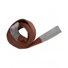 Renjin Power Polyester Webbing Sling 6 Ton x 150mm x 2 ply Brown Color