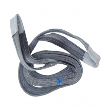 Renjin Power Polyester Webbing Sling 4 Ton x 100mm x 2 ply Grey Color