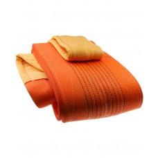 Renjin Power Polyester Webbing Sling 15 Ton x 250mm x 3 ply Orange Color