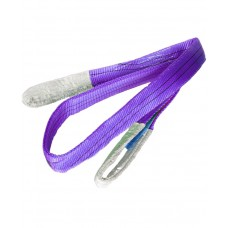 Renjin Power Polyester Webbing Sling 1 Ton x 25mm x 2 ply Violet Color