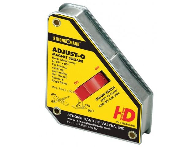 StrongHand Adjust O Magnet Square