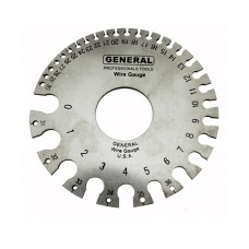 General Wire/Sheet Gage