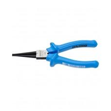 Unior Round Nose Plier (Blue/Gray)