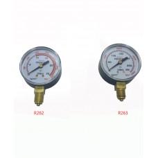 Tanaka Pressure Gauge 60mm Face Diameter
