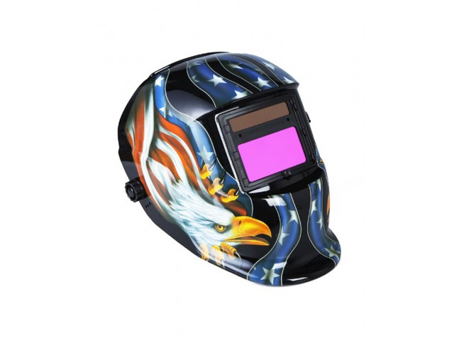 Showa Auto Darkening Welding Mask