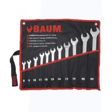 Baum Combination Wrench Set