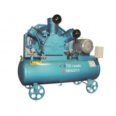 Fusheng Oil-Free Air Compressor With Horizontal Tank Single Phase with ( FGT ) Inductive Motor