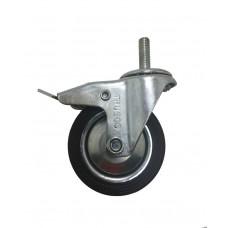 Going Rubber + Steel Caster Screw w/ Brake Type