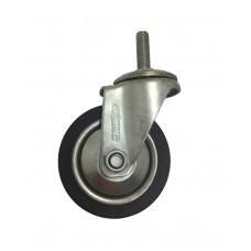 Going Rubber + Steel Caster Screw Type