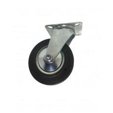 Going Rubber + Steel Caster (Swivel Type)