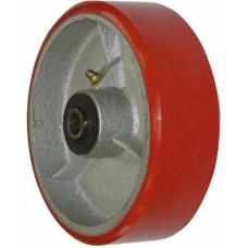 Globe Polyurethane + Cast Iron Caster Extra Wheel