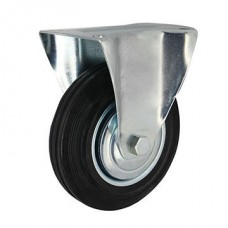 Going Rubber + Steel Caster (Fixed Type)