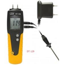 CEM Wood Moisture Meter (model DT-129)