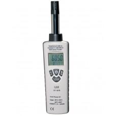 CEM Temperature and Humidity Meter