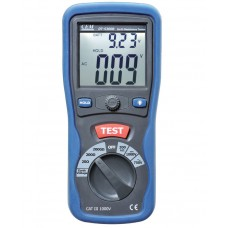 CEM Earth Ground Resistance Tester