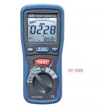 CEM Insulation Tester (model DT-5500)