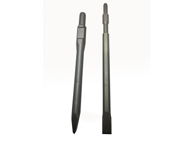 Action Electric Hammer Chisel ( Flat )