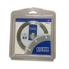 Ehwa Diamond Cut-Off  Wheel Rim Type for Porcelain & Tiles