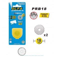 OLFA Spare Blade PRB18-2