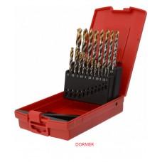 Dormer Drill Bit Jobber Series Set