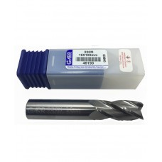Garr Tool Solid Carbide 4-Flute End Mill ( Inch )