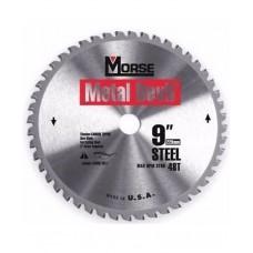 Morse Metal Devil Carbide Tipped Circular Saw