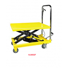 Handijack Hydraulic Table Cart