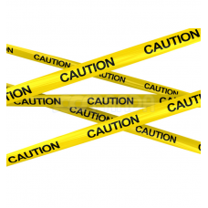 Showa Caution Sign