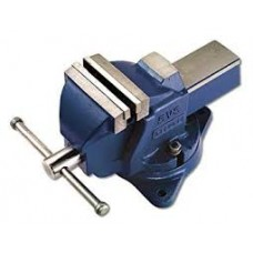 Record Quick Release Workshop Vise w/ Anvil & Pipe Jaw ( Swivel Base )