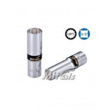 King Tools Magnetic Spark Plug Socket